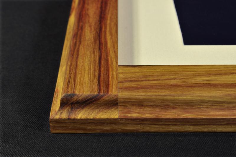 Heirloom Picture Frames Handmade Hardwood Frames for Clients