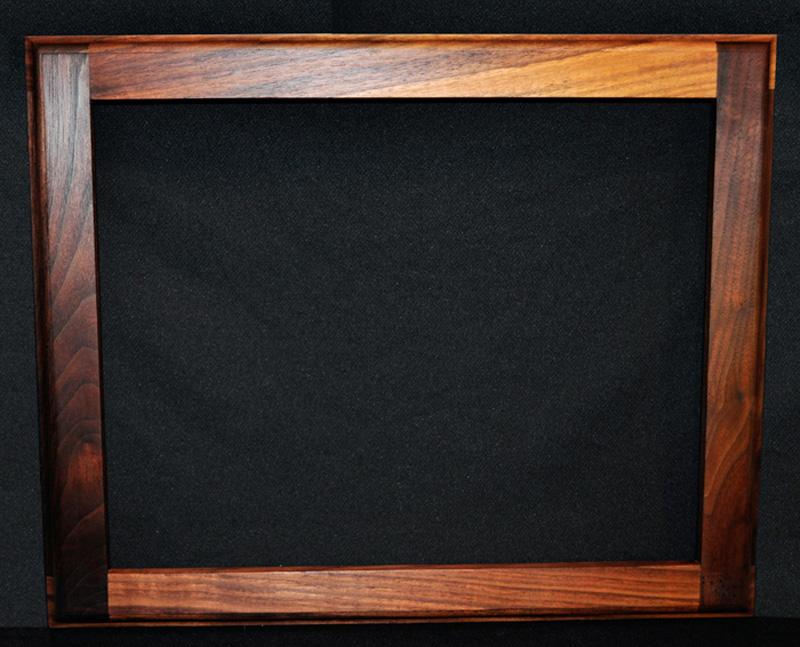 Heirloom Picture Frames Hardwood Handmade Frames Page 1